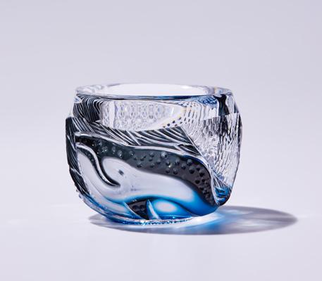国芳3Dぐい呑 クジラ