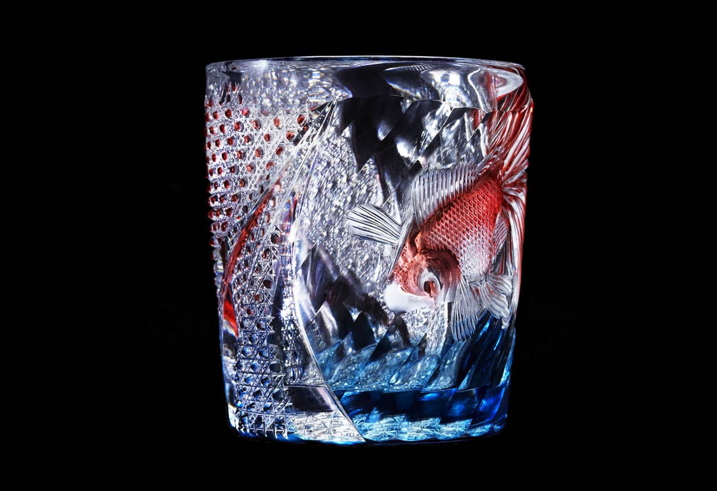 金魚 オールドグラス