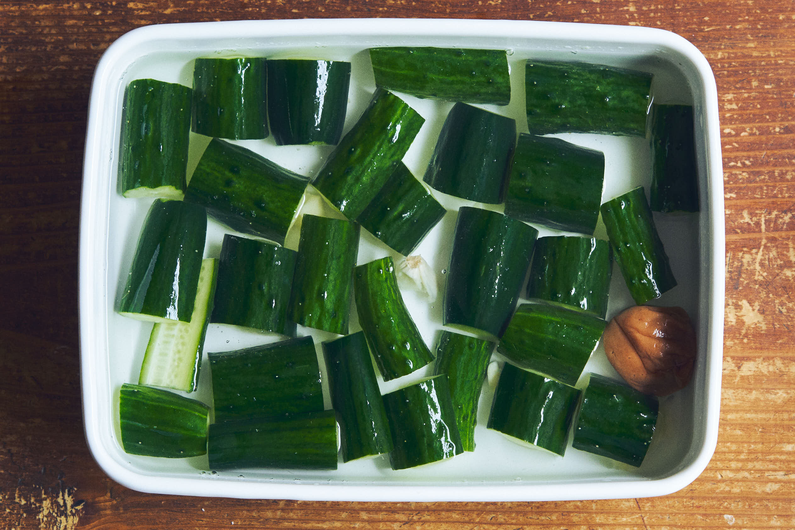 日持ち きゅうり 浅 漬け 【おつまみレシピ】きゅうり・白菜など浅漬けの作り方 重量の2%の塩が美味さの鍵!